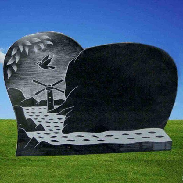plaques funéraires bordeaux
