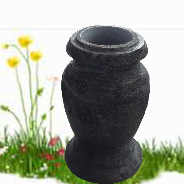 vase fleurs cimetiere