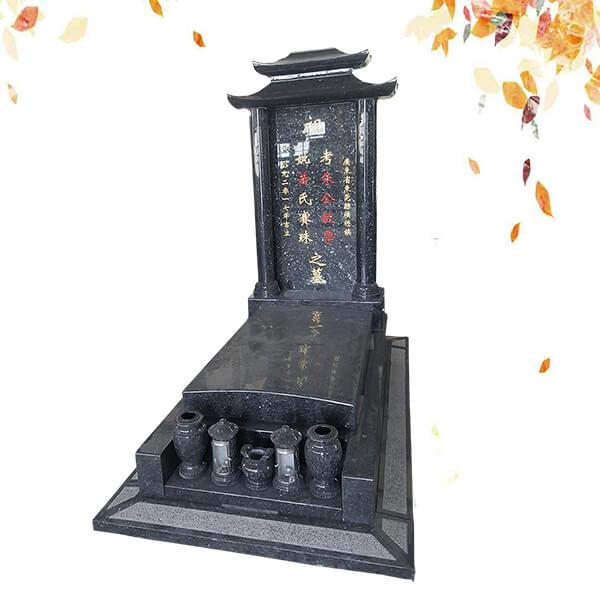 photos pierres tombales chine