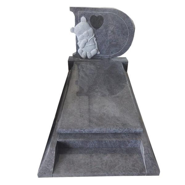 pierre tombale pour enfant