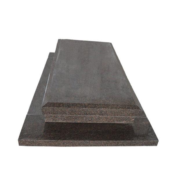 pierre tombale sans stele