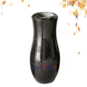 Small shanxi black vase