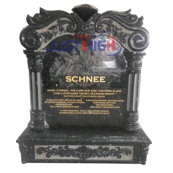 pierre tombale personnalisée