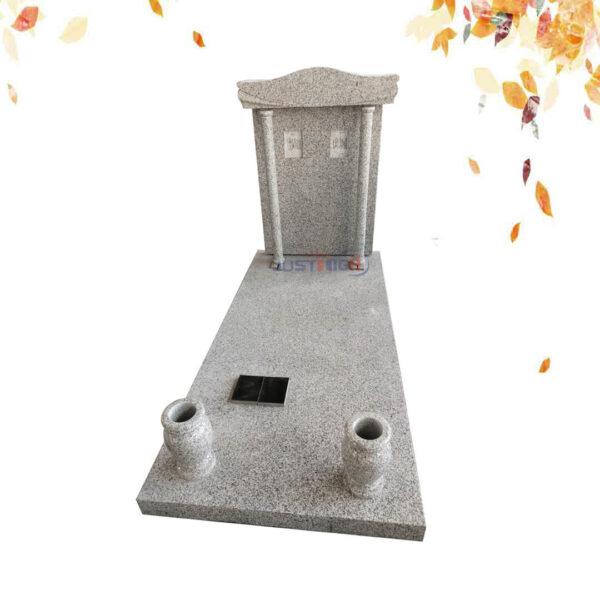 monument funeraire zen