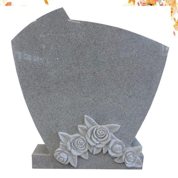 pierre tombale rose lea
