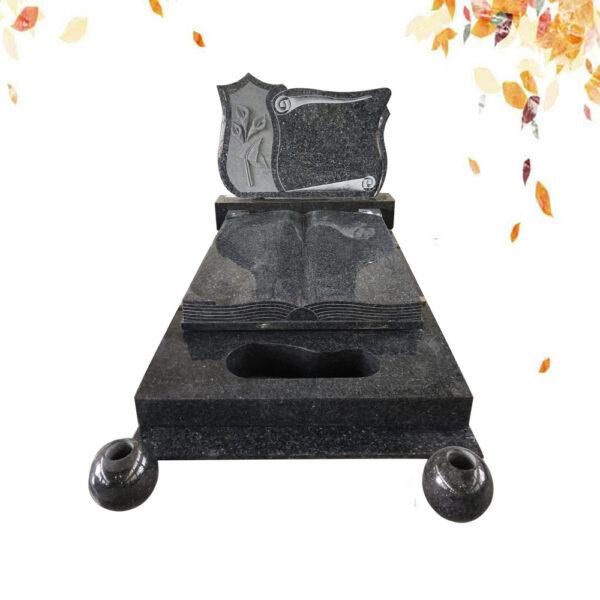 pierre tombale jardinière