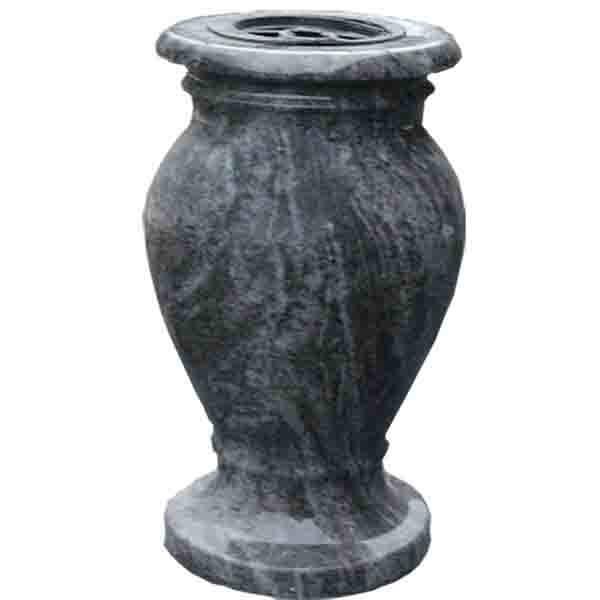vase funéraire granit pas cher
