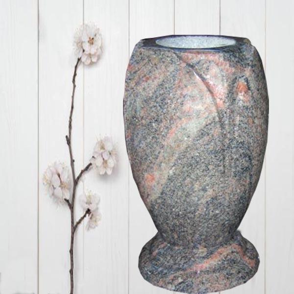 vase granit pour cimetiere