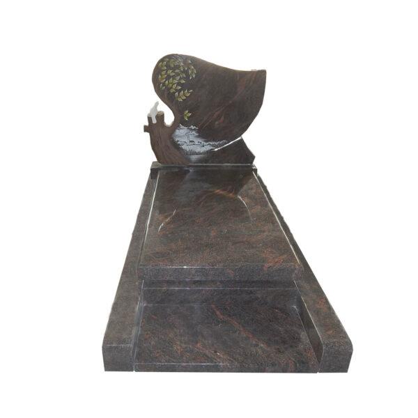 monument funéraire arbre