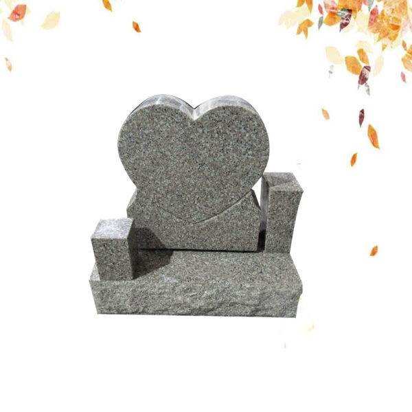 monument en forme coeur