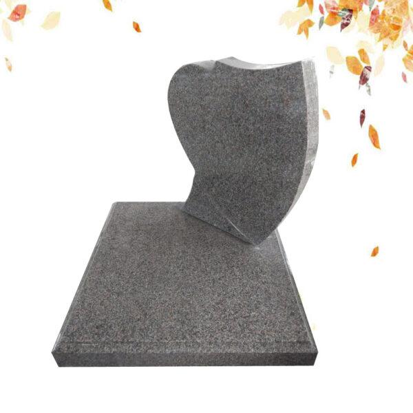 Cineraire en granit gris