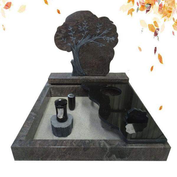 pierre tombale granit prix