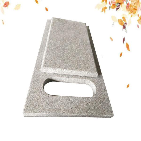 pierre tombale moins cher granit de la Chine